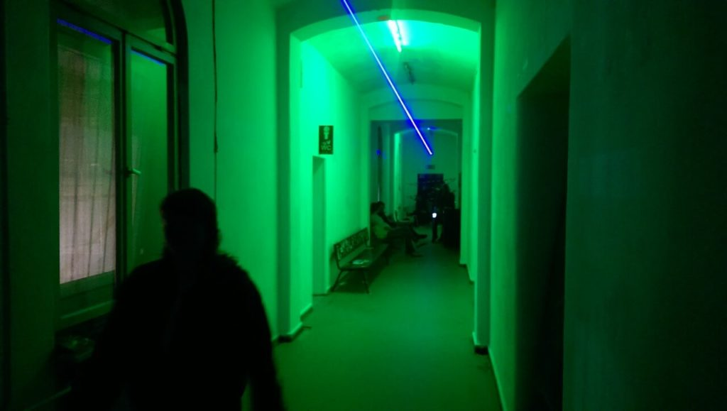 lumidium Frappant Laser Installation 01