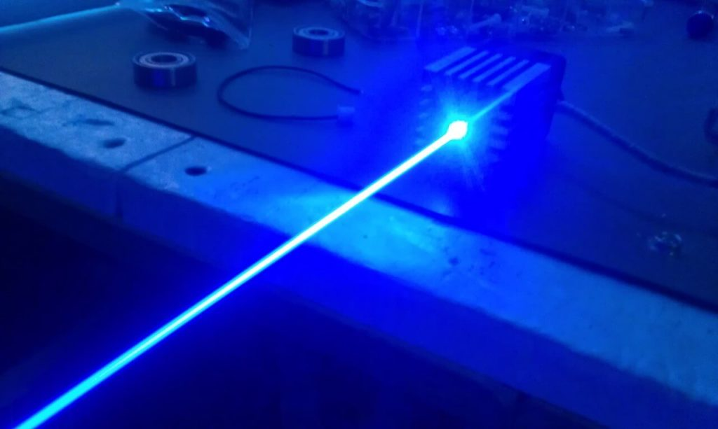 lumidium Laser Clock Preparations Laboratory 01