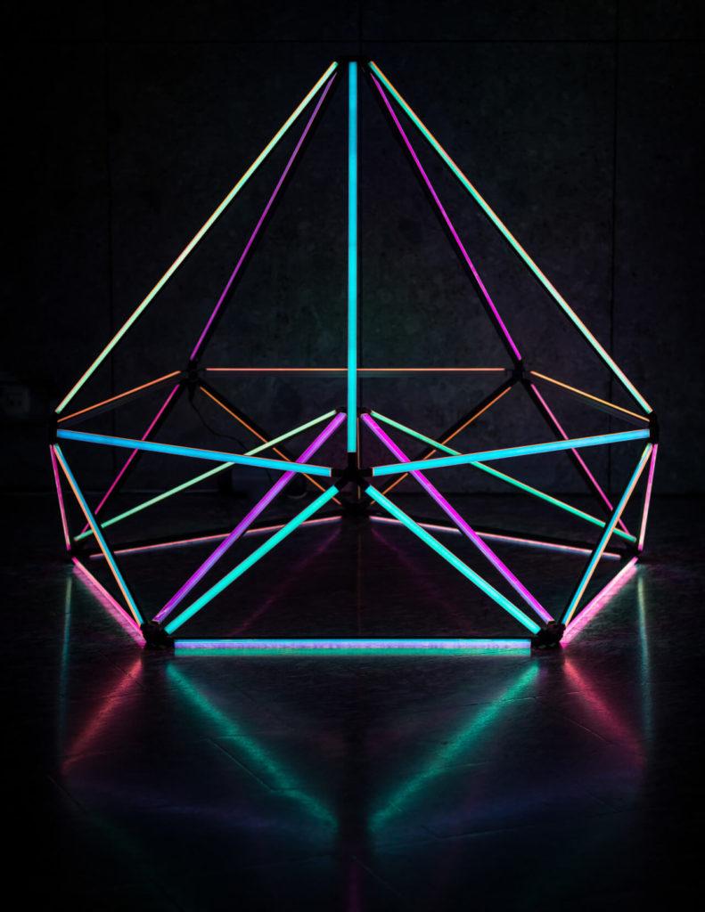 lumidium_Polyhedron Installations lightning concept 05
