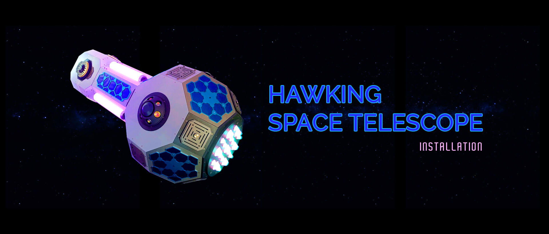 Hawking Space Telescope