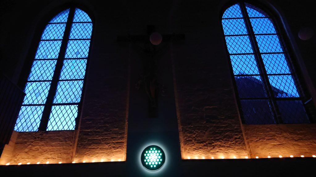 lumidium ITrolling Jesus installation 12