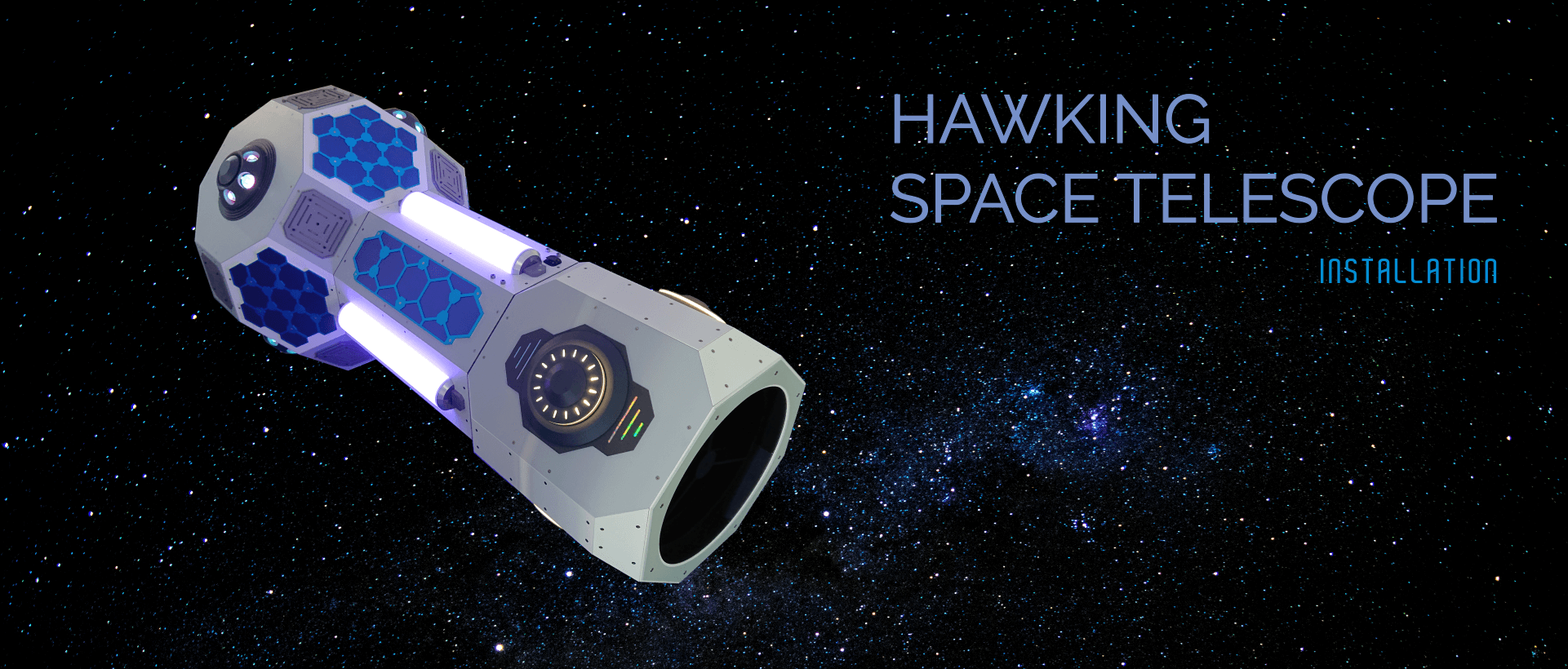 Hawking Space Telescope